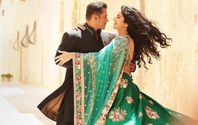 Salman and Katrina's chemistry is unmissable, says Bharat director Ali Abbas Zafar