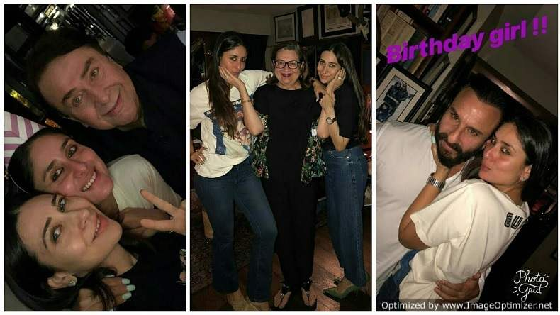 Inside Kareena Kapoor Khan's birthday bash