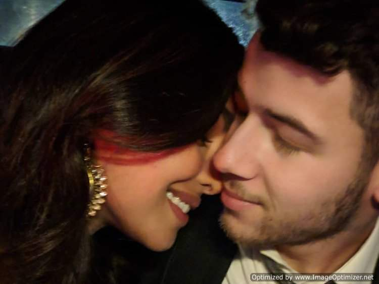 Nick Jonas & Priyanka Chopra Arrive in India for Pre-Wedding Celebrations