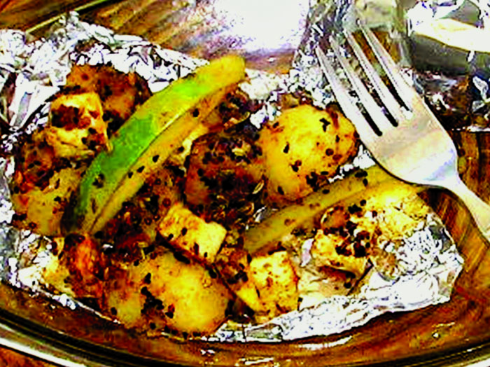Five spice aluaambipaneer