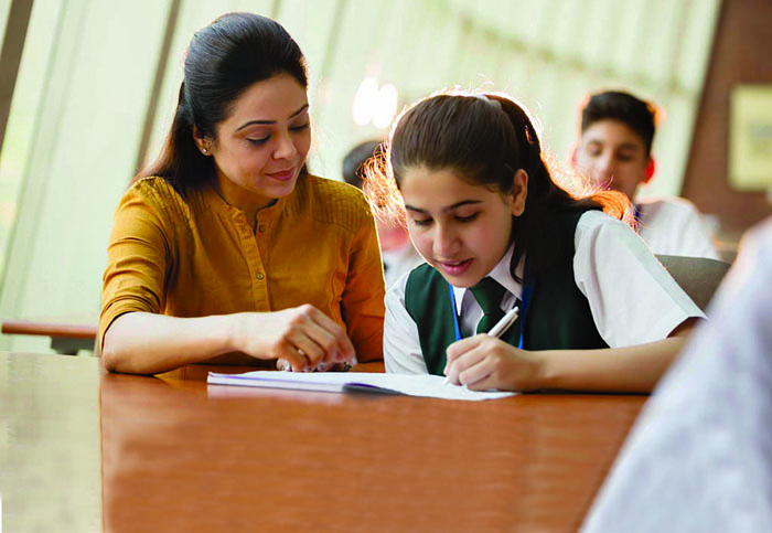Preparing students for a successful life.