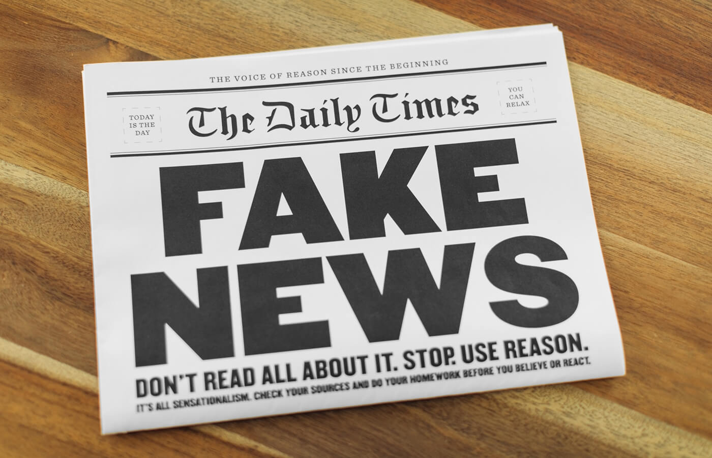 Fake News - 5 Real Examples (video)