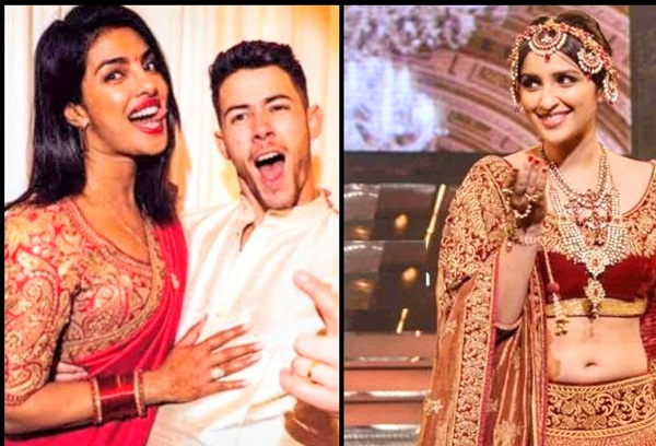 Exclusive Parineeti Chopra Hints About Her Wedding And Priyanka