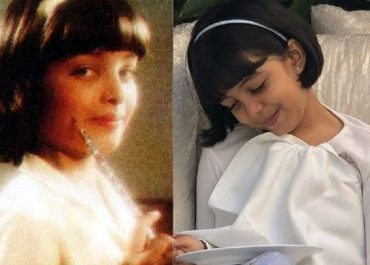 Here's The Proof That Aaradhya Looks The Exact Copy Of Aishwarya Rai Bachchan