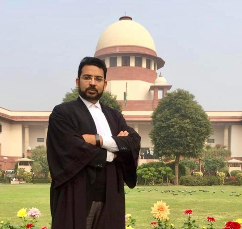 Advocate Dr. Harsh Pathak