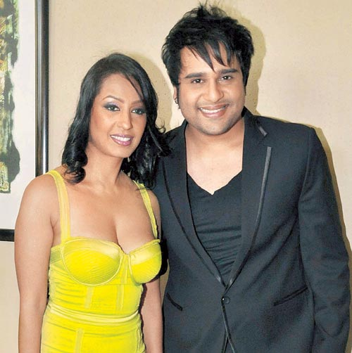Kashmera Shah & Krushna Abhishek Sealed Inside Oberoi Springs: Share Their Horrifying Experience