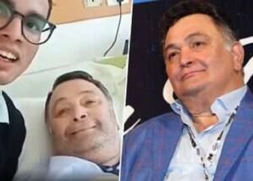 Rishi Kapoor's Hospital Video Going Viral As His Last Video Was Originally Recorded February
