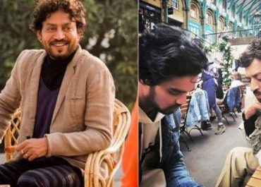 Irrfan Khan's Son Pays His Tribute To His Father