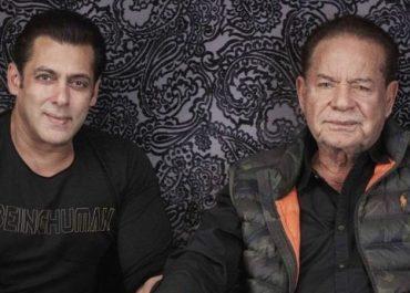 Salman Khan's Dad Salim Khan Claims He Has A Pass To Walk