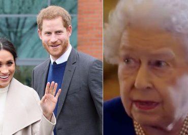 Prince Harry & Meghan Markle Not Allowed To Attend Queen Elizabeth