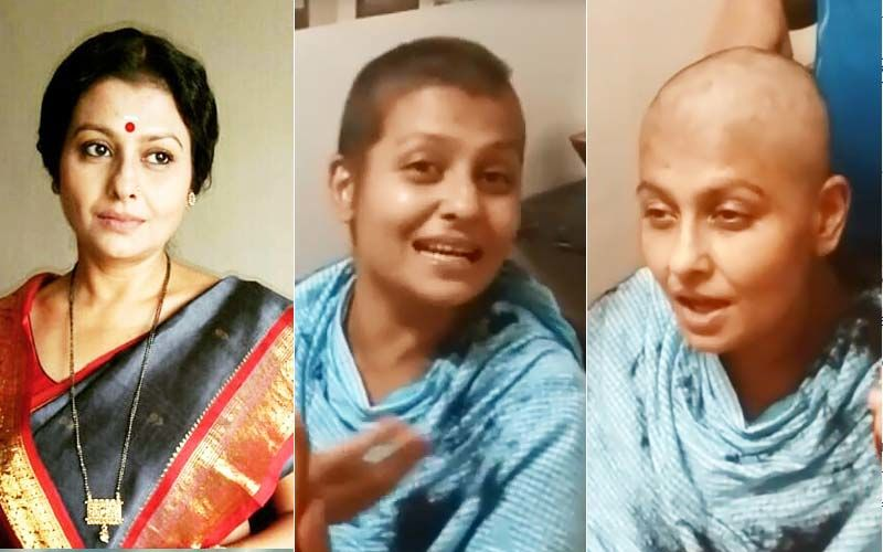 Jaya Bhattacharya Of Kyuki Saas Bhi Kabhi Bahu Thi Shaves Her Head, Says Will Be Damned If Focused On Beauty Than Helping People