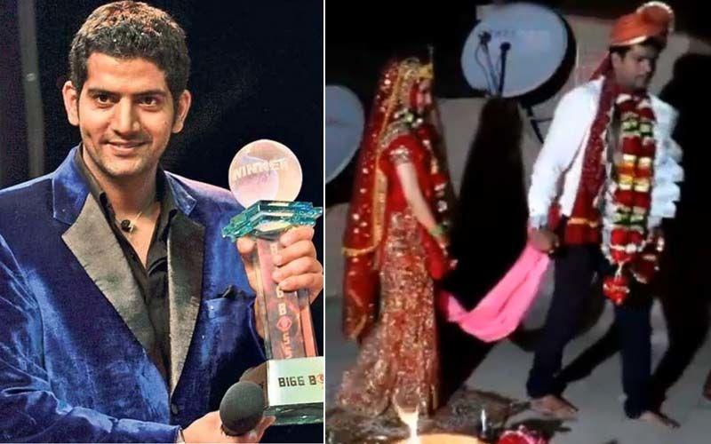 Bigg Boss 2 Winner Ashutosh Kaushik Gets Married Amidst The Lockdown, Hosts Wedding On Terrace