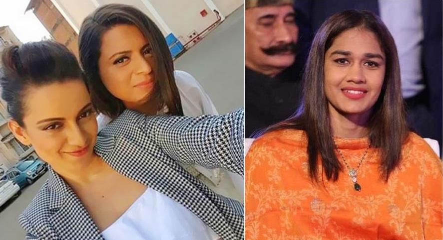 Kangana Ranaut Supports Sister Rangoli Chandel & Clarifies Her 'Muslim Genocide' Controversy: Watch Video