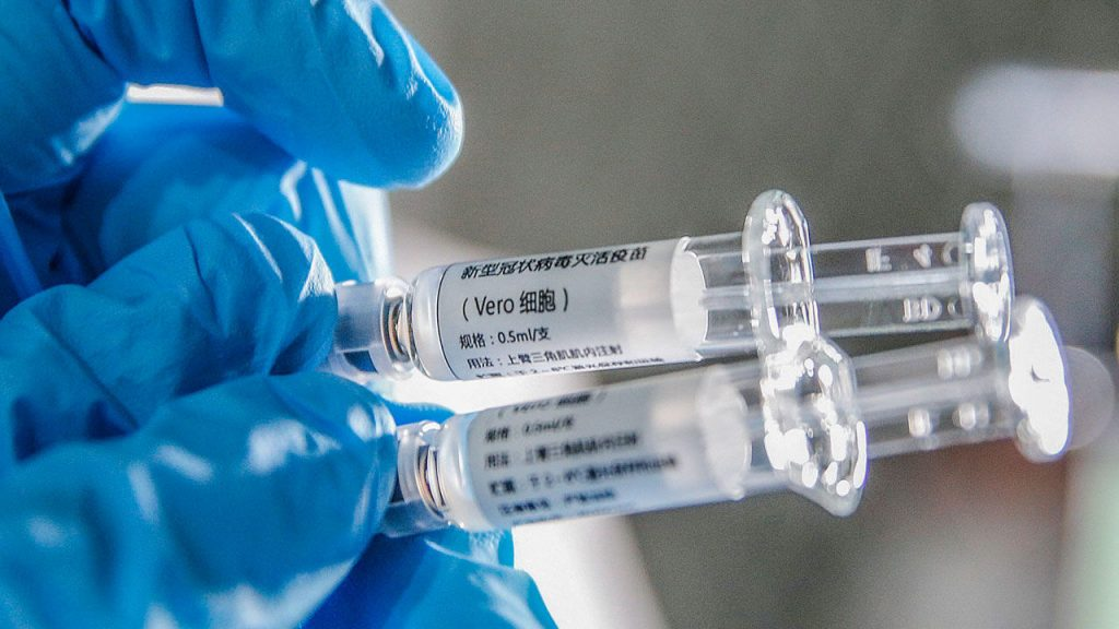 China Approves Third COVID-19 Vaccine For Clinical Trials, Invites Pakistan For Vaccine Test