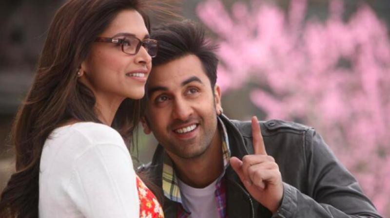 Ranbir Kapoor and Deepika Padukone relationship