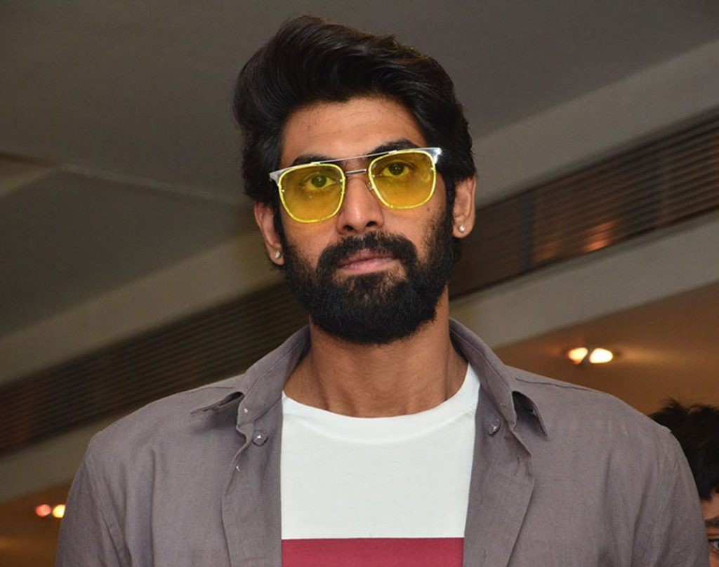 Rana Duggubati Is Blind