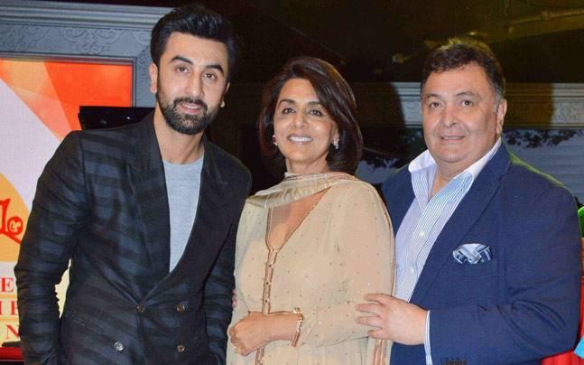 Neetu Kapoor asked Ranbir Kapoor