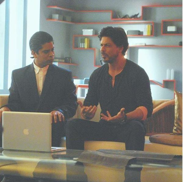 Shahrukh Khan's Body Double Prashant
