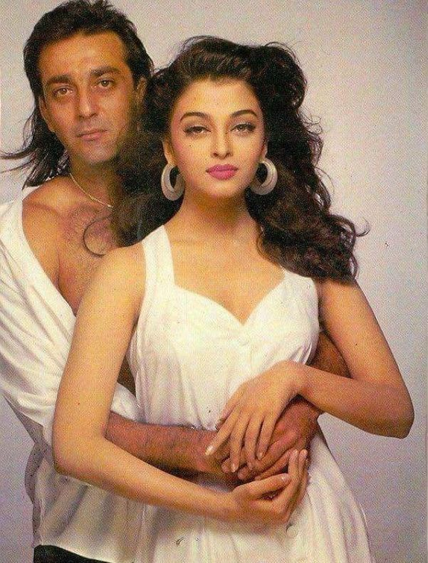 Aishwarya Rai and Sanjay Dutt movie