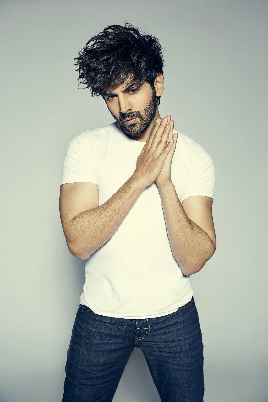 Actor kartik Aaryan