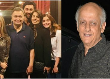 Unfiltered: Mukesh Bhatt's Honest Opinion On Rishi Kapoor