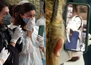 Rishi Kapoor Funeral: Alia Bhatt Trolled For Recording His Cremation