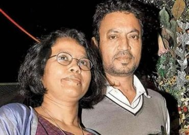 "Irrfan Khan's Wife Sutapa Shares A Heartfelt Note For Husband; ""It's magical whether he is there or not there"""