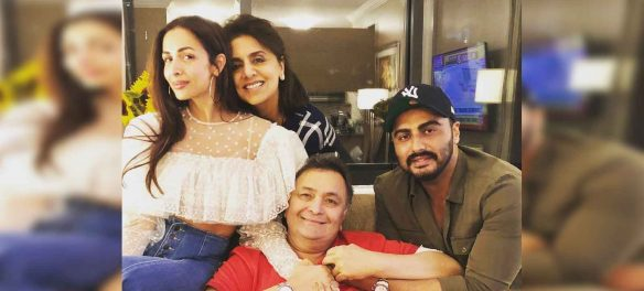 Rishi Kapoor Death: Arjun Kapoor Shares A Cryptic Post Hinting On Rishi's Viral Video From Internet