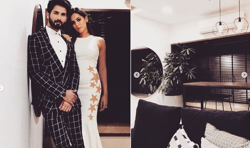 Mira Rajput's Sister Designed Shahid Kapoor's Fancy 'Office Space