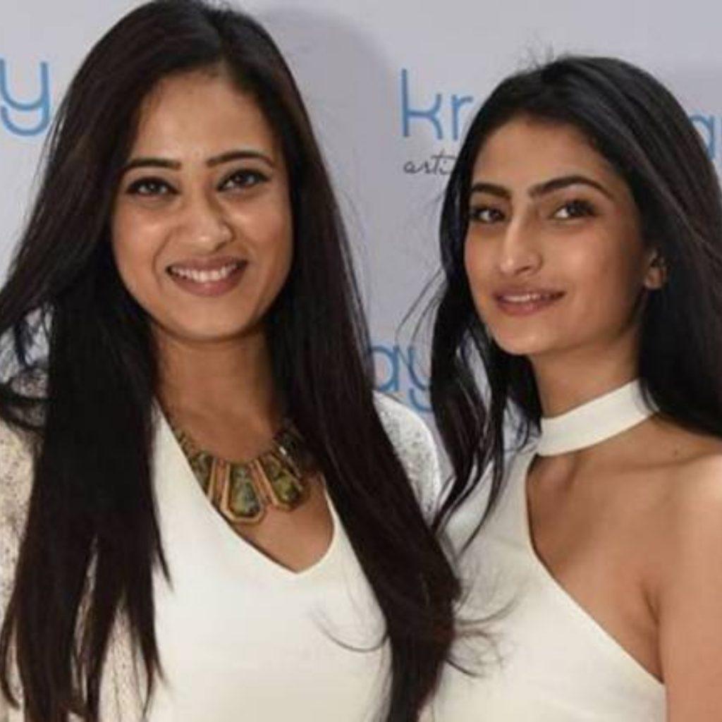Shweta Tiwari and Palak