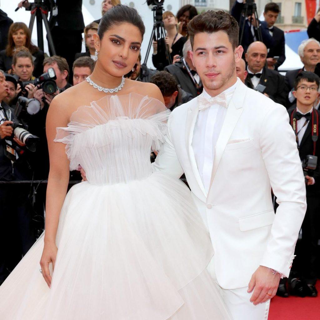 Priyanka Chopra alongside hubby Nick Jonas