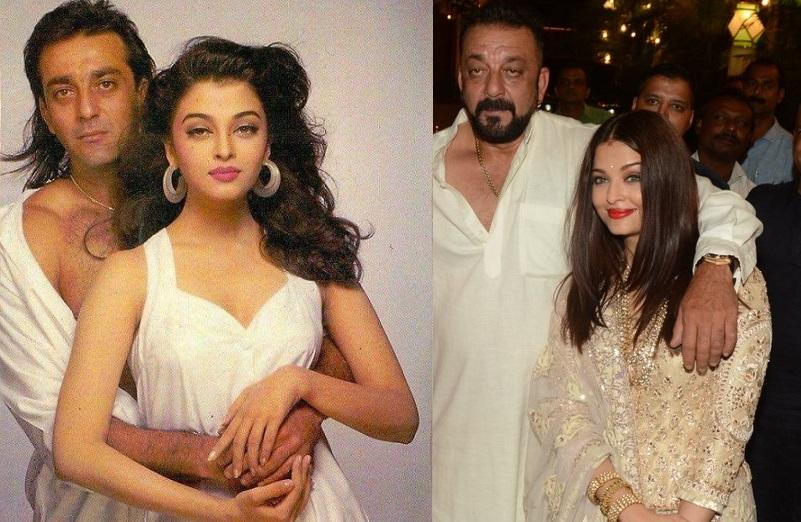sanjay dutt and aishwarya