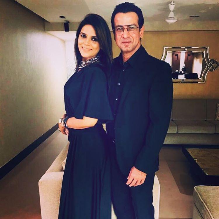 Ronit Roy wife Neelam