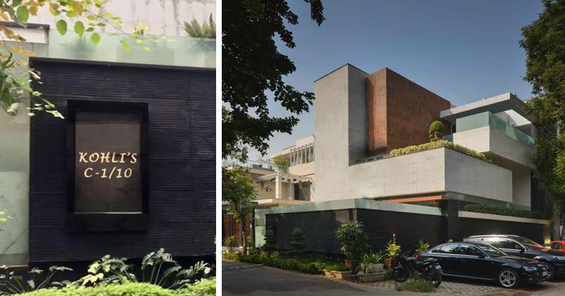 Viral Kohli house