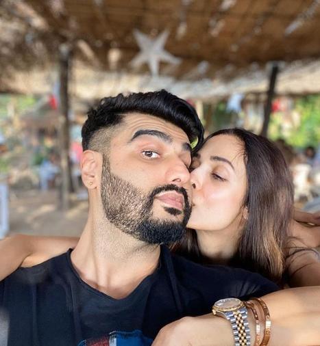 Arjun Kapoor girlfriend Malaika Arora