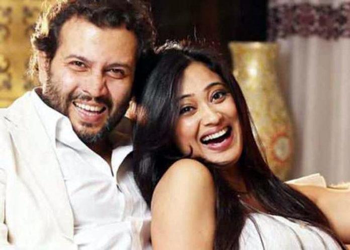 Abhinav Kohli and Shweta Tiwari