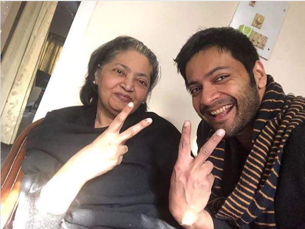 Ali Fazal mother passes away