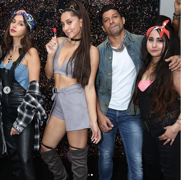 Anusha Dandekar post pictures with Shibani Dandekar and Farhan Akhtar amid breakup rumors with Karan Kundra