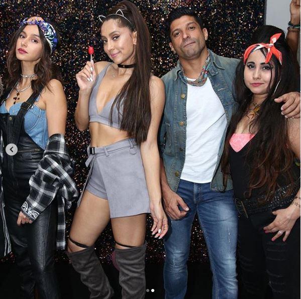 Anusha Dandekar post pictures with Shibani Dandekar and Farhan Akhtar amid breakup rumors with Karan Kundra