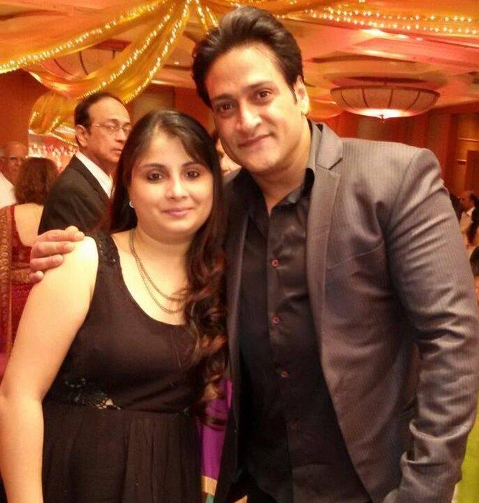 Inder Kumar wife Pallavi Kumar