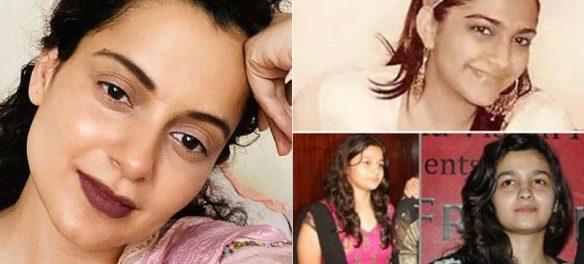 Kangana Ranaut Reacts To Old Pics Of Star Kids