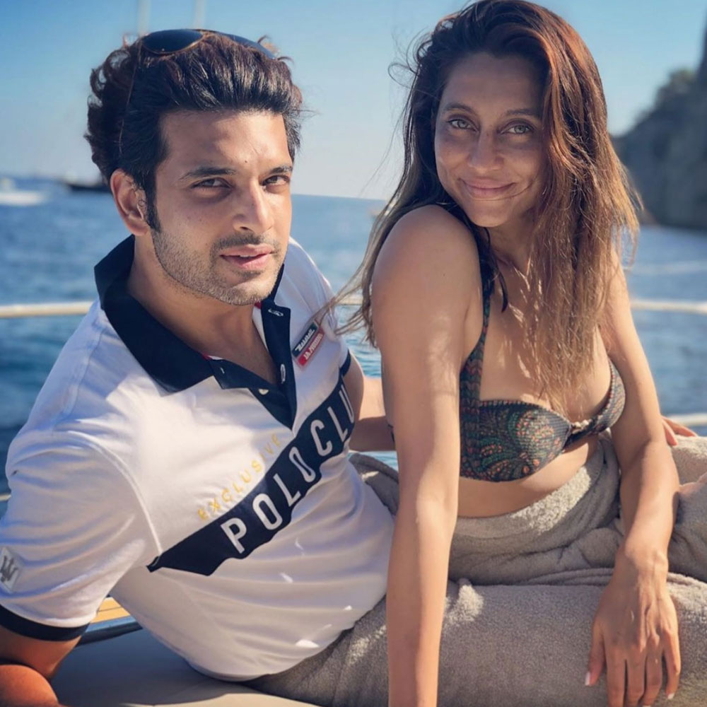 Anusha Dandekar reacts to breakup rumors with Karan Kundra