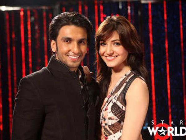 Ranveer Singh and Anushka Sharma on Koffee with Karan