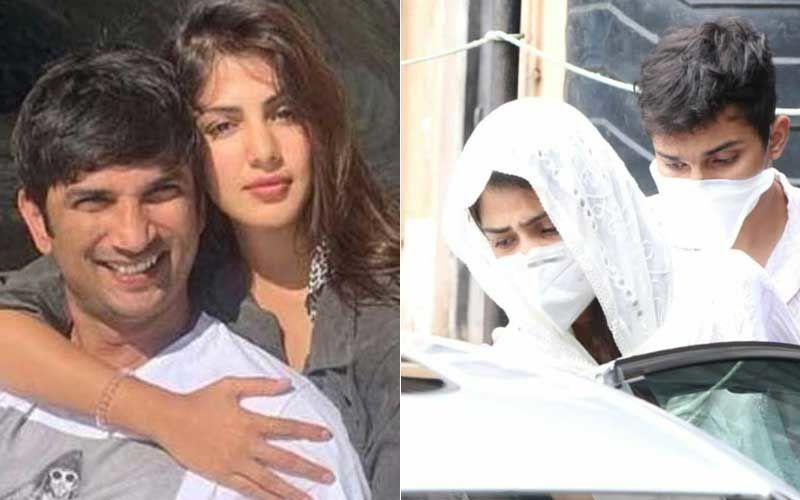 Sushant Singh Rajput S Alleged Girlfriend Rhea Chakraborty Looks