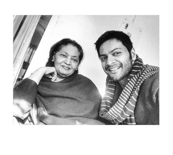 Richa Chadha paid tribute to Ali Fazal mother