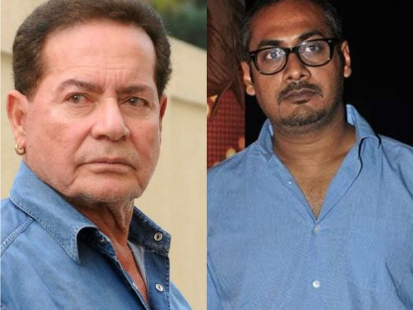Salim Khan and Abhinav Kashyap