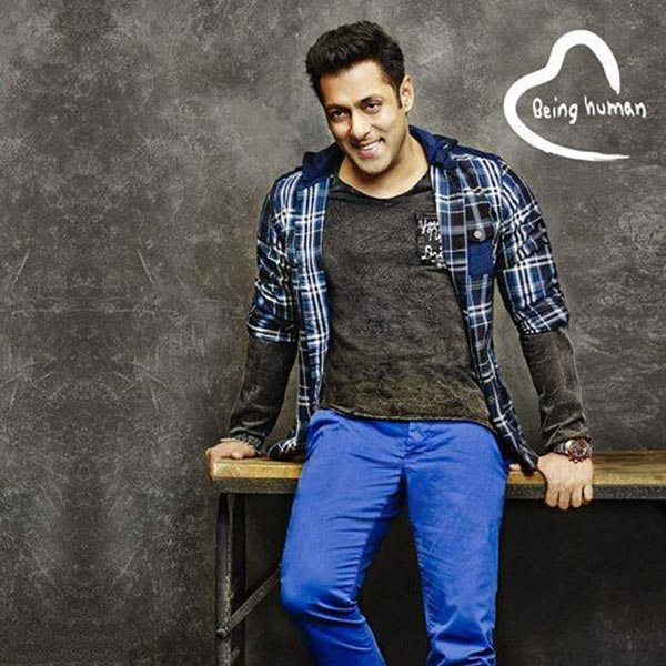 Salman Khan being human accused of money laundering by Abhinav Kashyap
