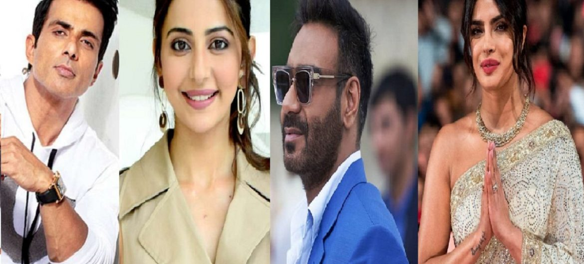 Bollywood Celebs Extend Help In The Time Of Crisis; Good Samaritan