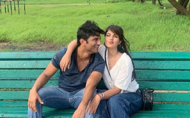 Sushant Singh Rajput girlfriend Rhea Chakraborty