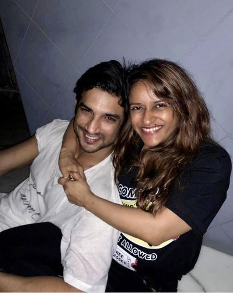 Sushant Singh Rajput's friend & Celebrity Manager Rohini Iyer